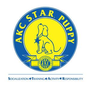 AKC Puppy STAR Logo